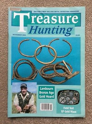 metal detecting magazine. Treasure Hunting