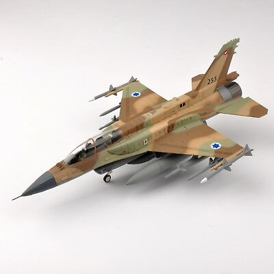 AMER 1/72 ISRAEL 2015 F-16I Block-52 Alloy Falcon Fighter  Model