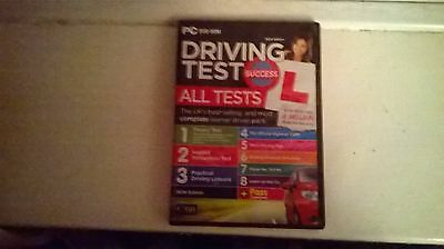 Driving Test Success All Tests: 2013 by Focus Multimedia Ltd (DVD-ROM, 2012)
