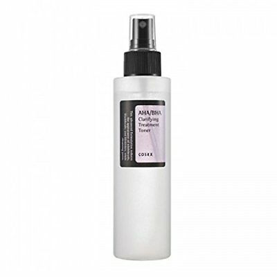 [COSRX] AHA/BHA Clarifying Treatment Toner 150ml , Korean Cosmetics,Moisturizing