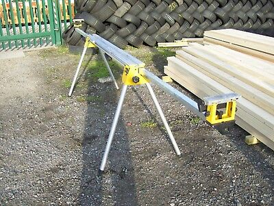 Universal Dewalt Mitre Saw Leg Stand DE7023, Excellent Condition