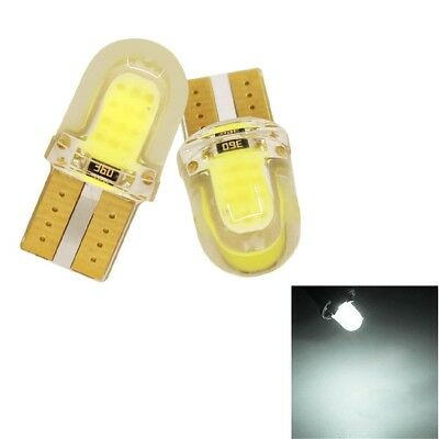T10 W5W 501 COB Bulb 8 SMD LED Car Lights Wedge Interior Sidelight Lamp