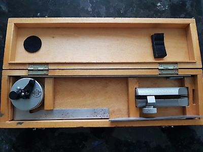 Optical Angle Finder Protractor Vintage Ussr New!