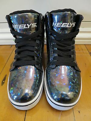 Heelys Uptown Girls Shoes Size USA Youth 5 Preloved excellent as new condition