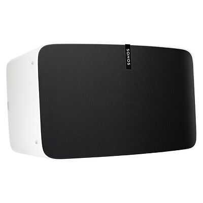 Sonos PLAY:5 Wireless Smart Speaker, 2nd Gen - White