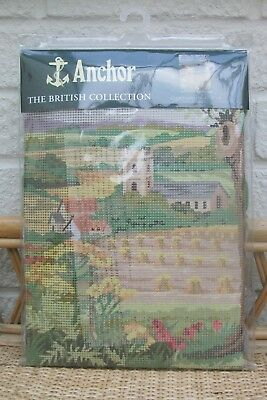 Anchor Tapestry Kit - Country Church - The British Collection