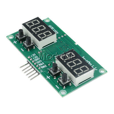 3.3V~20V Universal 6Hz-100KHz PWM Frequency Square Wave Signal Generator Cycle M