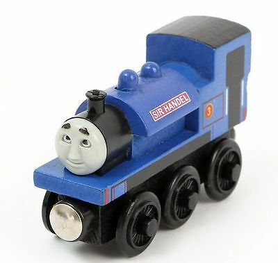 sir handel Thomas & Friends Wooden Magnetic Tank Engine Railway baby trains @@
