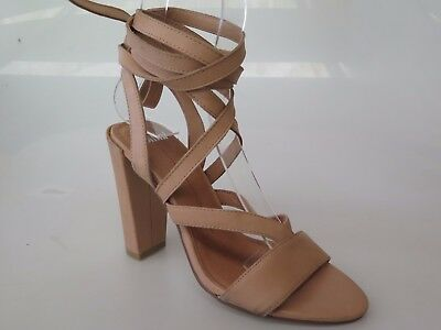 Mollini - new ladies leather sandal size 37 #60