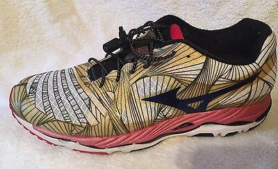 MEN'S MIZUNO WAVE PARADOX RUNNING SHOES SIZE 11 REGULAR WIDTH Run
