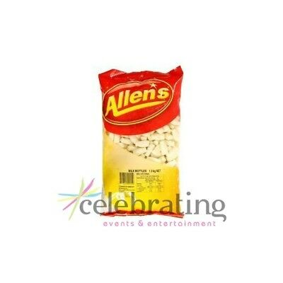 Allen's Milk Bottles Lollies 1.3kg