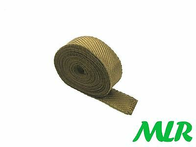 5M Magma Carbon Fibre Turbo Exhaust Manifold Heat Wrap Mlr.ps