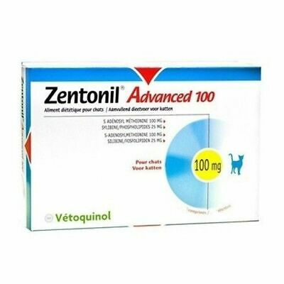 ZENTONIL Advance  100 mg  30 Comp