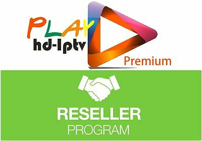 """Become A Reseller """"earn And Learn"""" Iptv"""