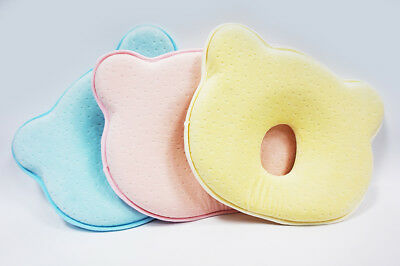 Aquarius Infant Neck Support Pillow Memory Foam Support Babies Neck and Head