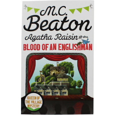 Agatha Raisin And The Blood Of An Englishman (Paperback), Fiction Books, New