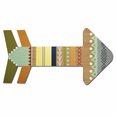 Arrow Wall Decor - From the Indio Collection by The Peanut Shell