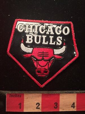 Used Chicago Bulls Illinois - Patch S79P