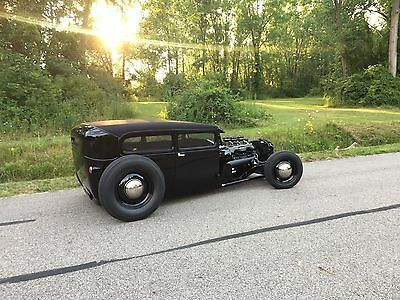 1929 Ford Model A  1929 Ford hot rod rat rod street rod model a show car sleeper street legal