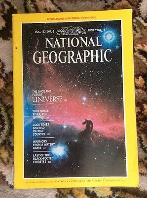 National Geographic magazine. June 1983