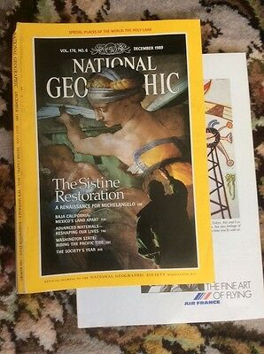 National Geographic magazine. December 1989