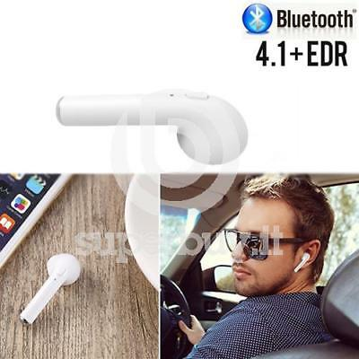 Auricolare HBQ I7R Bluetooth V4.1+EDR Wireless Cuffie compatibile Apple Android