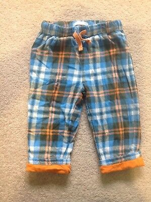 Boys Baby Boden Trousers 18-24 Months