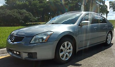 2008 Nissan Maxima SL ONLY 46,009 miles. Very clean. No Accidents. Clean Carfax and Title