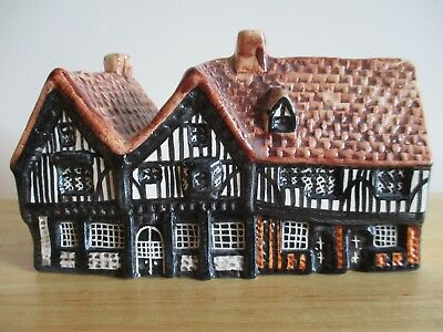 Tey Pottery - Siege House, Colchester, Essex - 'Britain In Miniature'