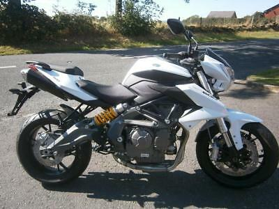 Benelli Bn600I Available At Kjm Superbikes At Just 4699.00, Ex Benelli Display