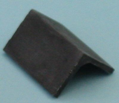 Roofing Ridge Tiles - 1/24th Scale - Small
