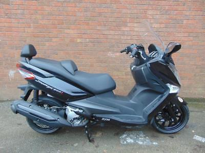 216 (66) Sym Joymax Gts300 - Save Over 1000 & 2 Years 0% Finance Avalable