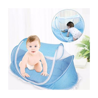 Bersun Travel Crib Baby Tent Baby Bed Instant Pop Up Portable Baby Travel Bed...