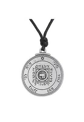 Key Of Solomon Ultimate Love Talisman Pendant necklace