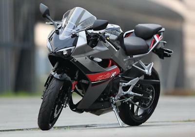 2016 Hyosung Gd250R..0% Apr Finance Up To 36M With A 99 Deposit