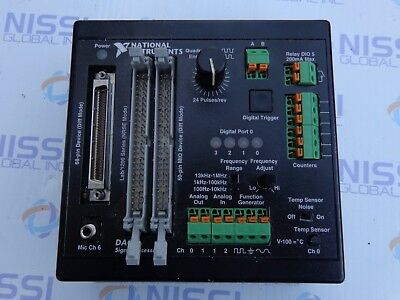National Instruments DAQ Signal Accessory. P/N 183554C-01 Rev 2.1