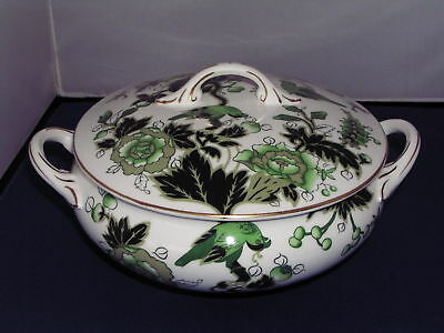 Coalport Cathay Vegetable Tureen.