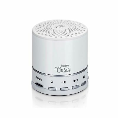 Baby Oasis Bluetooth BST-100B Doctor Approved Soothing Sounds for Babies & Yo...