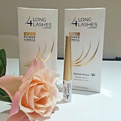 4 LONG LASHES FX5 POWER FORMULA 3ml EYELASH SERUM
