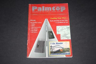 Vintage Palmtop Magazine Journal For Psion Users Issue 14