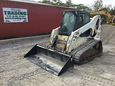 2005 Bobcat T300 Tracked Skid Steer Loader w/ Cab. Coming in Soon!