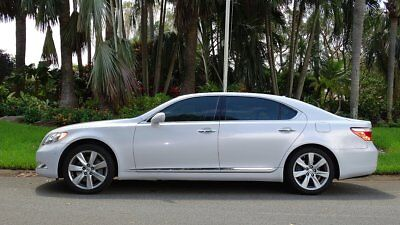 2008 Lexus LS LONG WHEEL BASE 2008 LEXUS LS 460L LONG WHEEL BASE ULTRA LUXURY ONE FLA. OWNER DEALER SERVICED