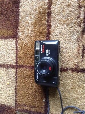 Canon Sure Shot Tele max AF Point And Shoot Camera