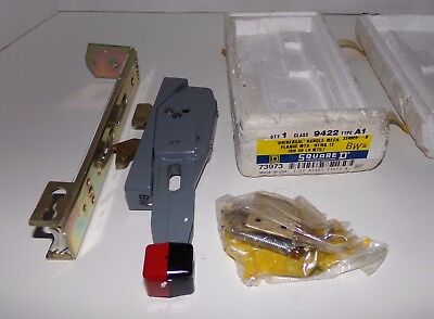 Square D 9422 Type A1 Series B Universal Handle Mechanism Electrical Controls