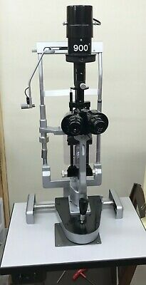 Haag Streit BM 900 Slit Lamp, Fully and Completely REFURBISHED with Warranty