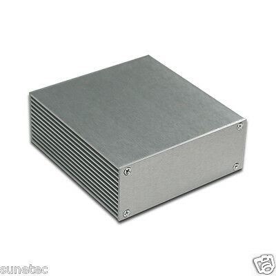 SSL442 120mm DIY Electronic FULL Aluminum Heatsink Box Enclousure Case