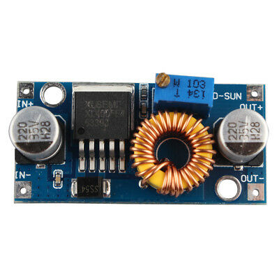 75W 5A DC-DC Adjustable Step-down Buck Voltage Converter Power Module Regulator