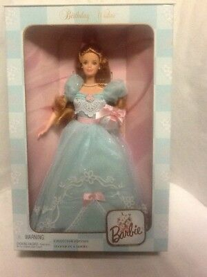 1999 Birthday Barbie  Collector Edition  Second in a Series.  Mint Condition