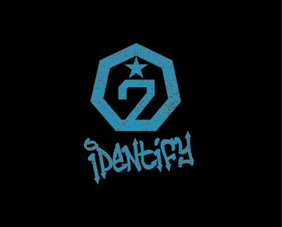 GOT7 [IDENTIFY] 1st Album ORIGINAL Ver CD+Photo Book+Polaroid Card+GIFT SEALED