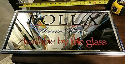 Bolla Imported Wines Mirror